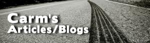 Carms Articles-Blogs