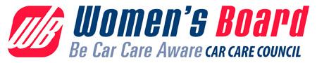 Womens board logo