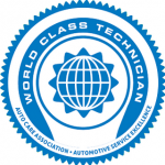 ASE World Class Technician Logo
