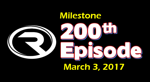 200 th Episode Milestone