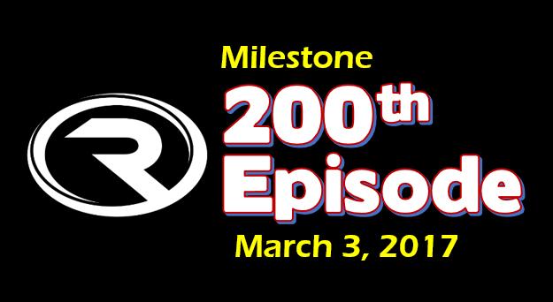 200 th Episode Milestone
