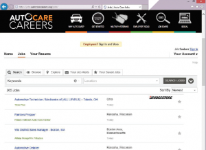 Auto Care Screen Shot 1