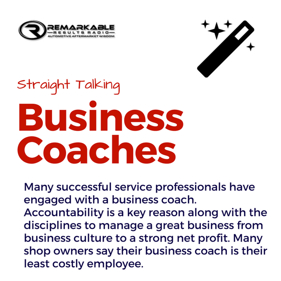 Series - Business Coaches