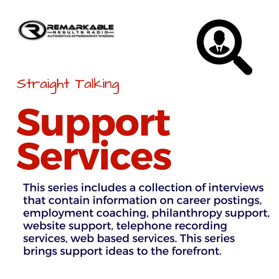 Series - Support Services