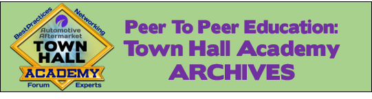 Town Hall Academy Archives