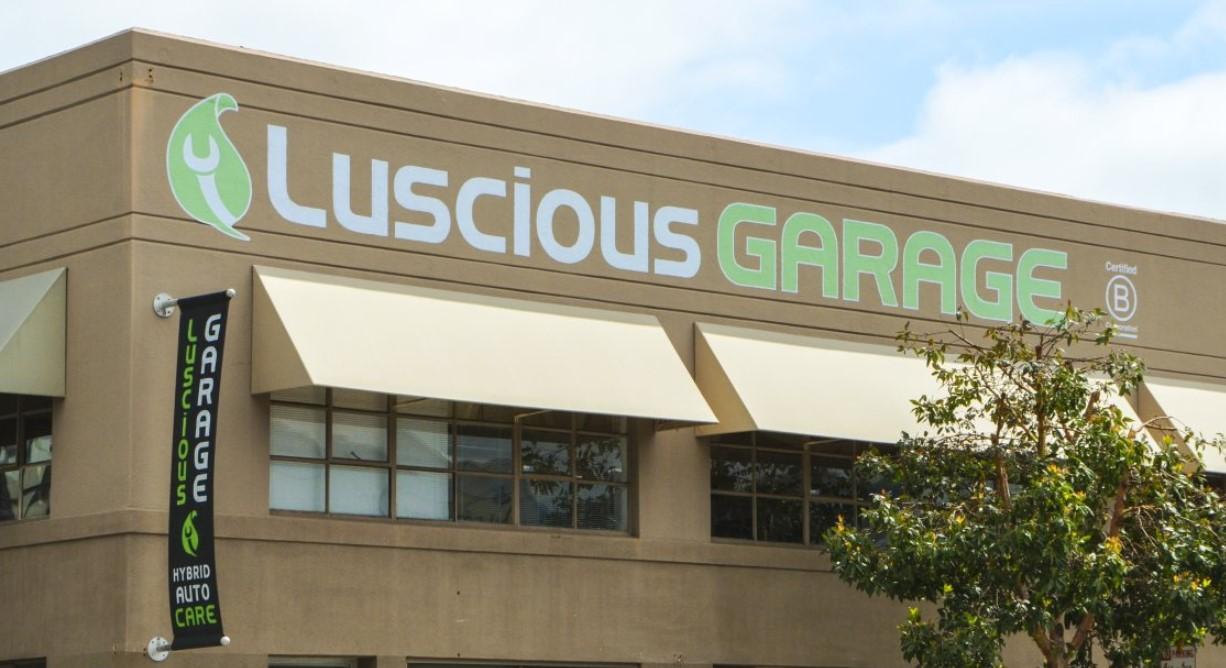 Luscious Garage 3