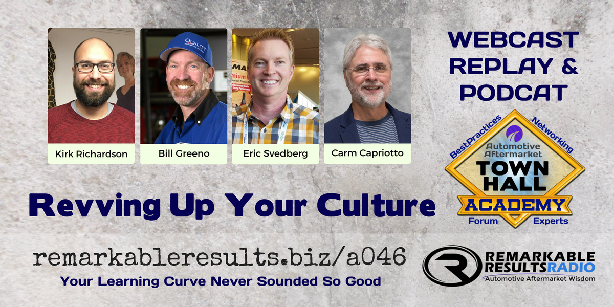 Town Hall Academy 046- Revving Up Your Culture -Social 2