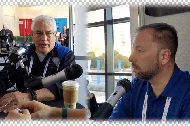 Jeff Buckley & Jeff Matt AAPEX 2017