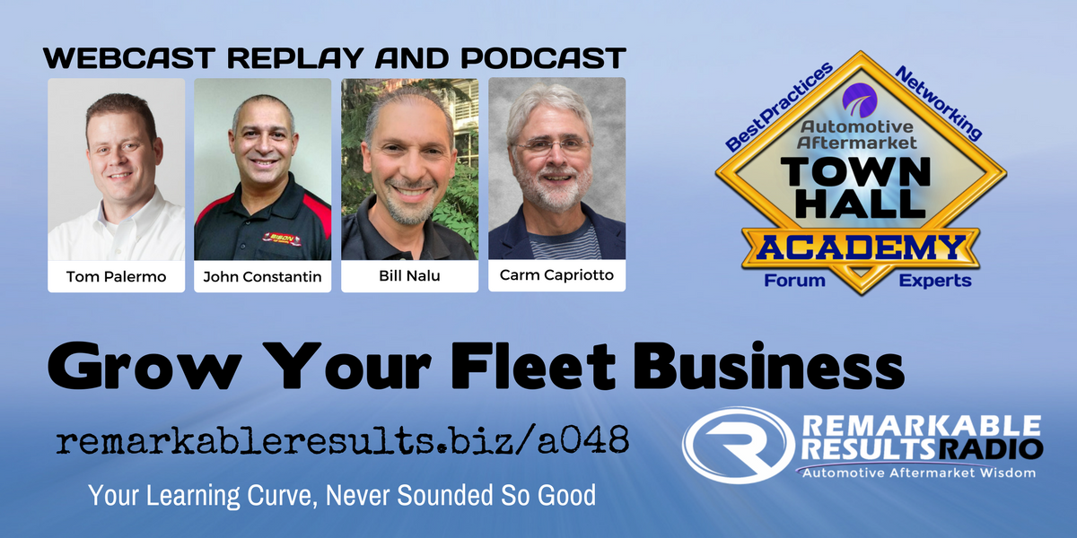 THA 048 AD Town Hall_ 5 Reasons To Increase Your Fleet Business -Social - 2
