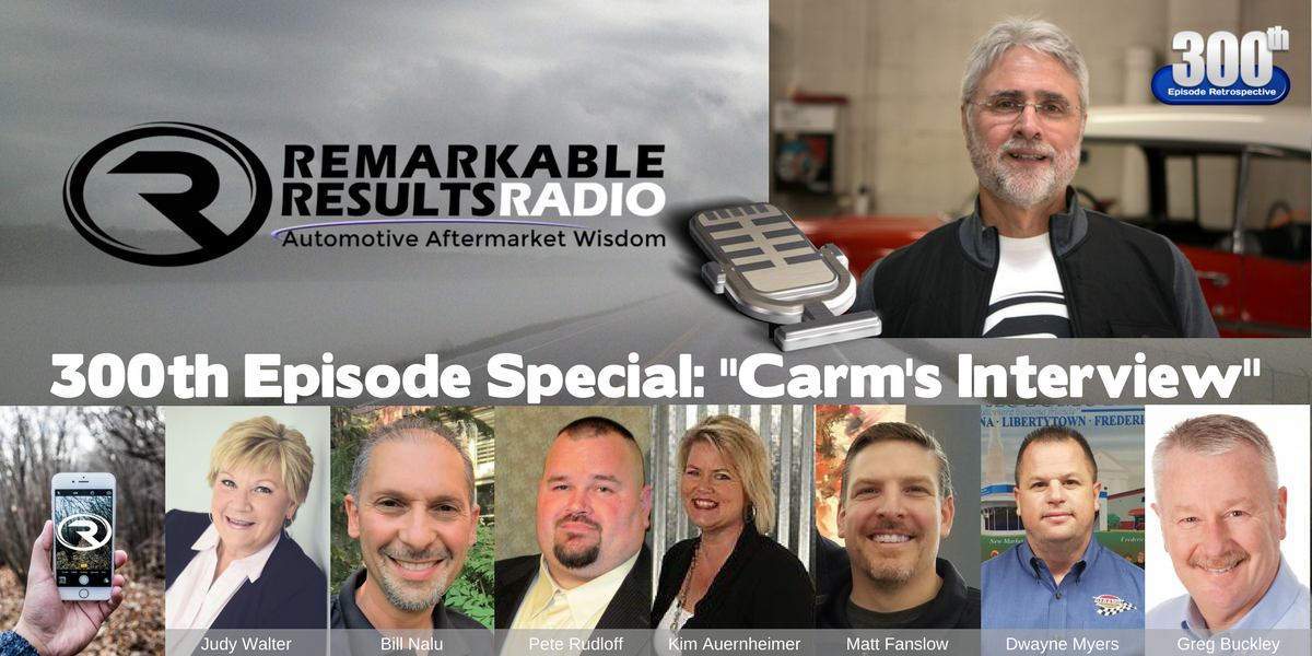 300th Episode of the Remarkable Results Radio Podcast v2