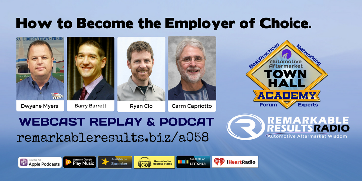 THA 058 How to Become the Employer of Choice - Social