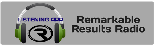 Remarkable Results Radio APP Slug