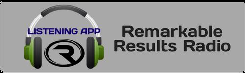 Remarkable Results Radio APP Slug