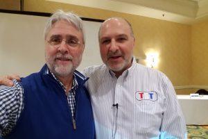 Carm with G Jerry Truglia