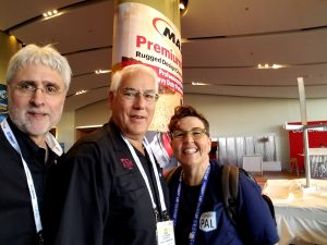 AAPEX 2017: Jeff Buckley, Jill Trotta