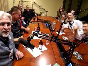 ATE Recording: O'Neal, Cloutier, Barrett
