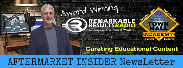 Aftermarket Insider Newsletter 11