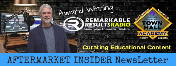 Aftermarket Insider Newsletter 11