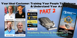 THA 067 Your Ideal Customer - Training Your People to Embrace & Understand Your Avatar Social v2