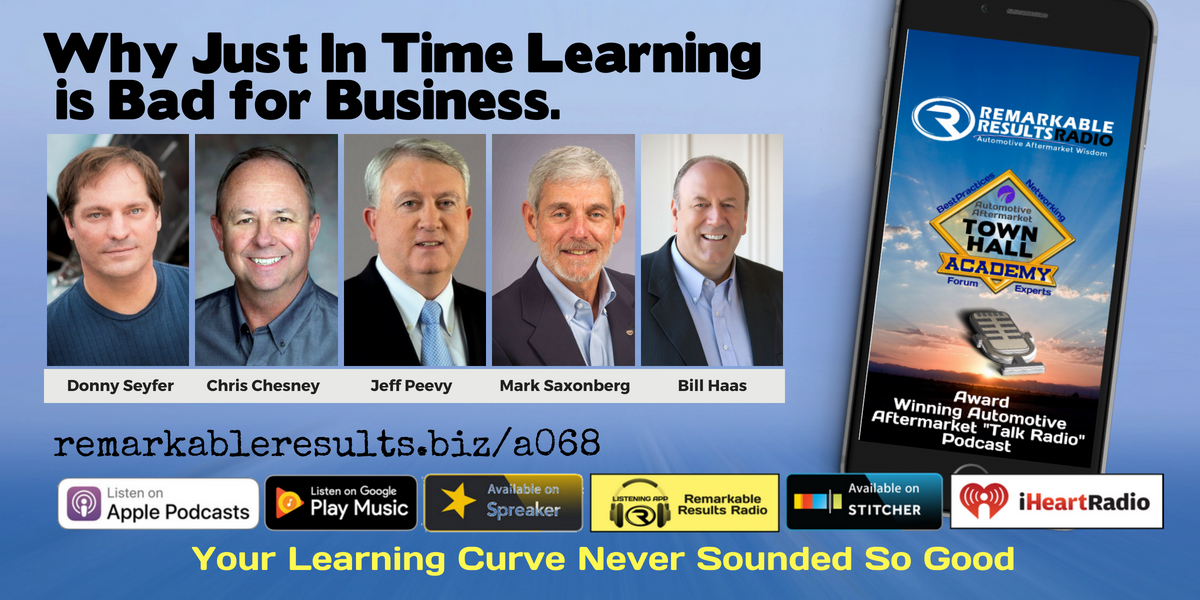 just in time learning The new lifelong learners  call it just-in-time education  in a certificate or  degree program—just learn a skill when work or life calls for it.