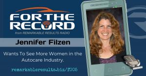 FTR 005 Jennifer Filzen