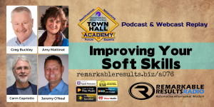 THA 076 Improving Your Soft Skills - Social