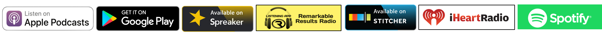 Listening APP Logos 7