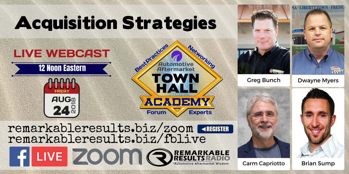THA 082 - Acquisition Strategies AD