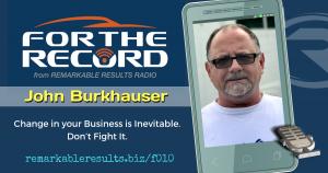 FTR 010 John Burkhauser