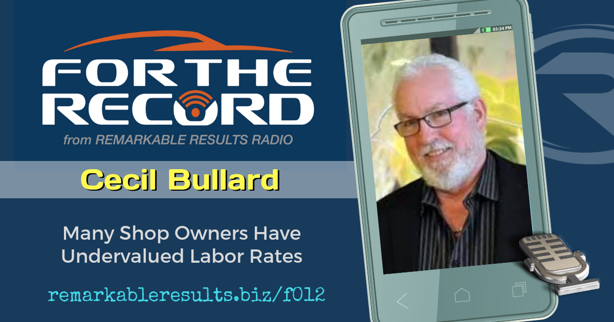Undervalued Labor Rates