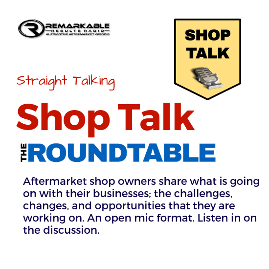 Series - Shop Talk