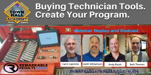 THA 084 - Buying Technician Tools_ The How.