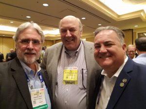 Carm, Bill Haas, Danny Sanchez AAPEX 2018