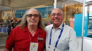 Eric Zeigler and Bob Greenwood - AAPEX '18