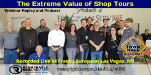THA 092 The Value of Shop Tours V3 Post