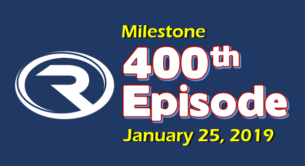 400 th Episode Milestone