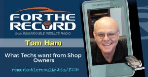 FTR 029 Tom Ham