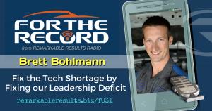 FTR 031 Brett Bohlmann