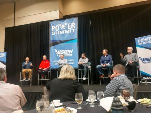 Vision 2019 Power Panel