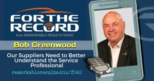 FTR 040 Bob Greenwood