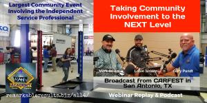 THA 114 Taking Community Involvement to the NEXT Level