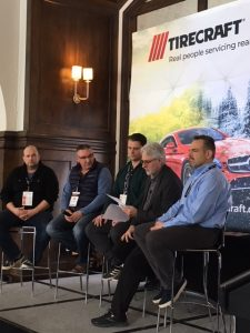 Tirecraft Panel Spring 2019