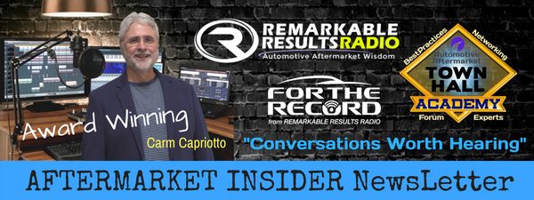 Aftermarket Insider Newsletter 12a