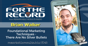 FTR 045 Brian Walker