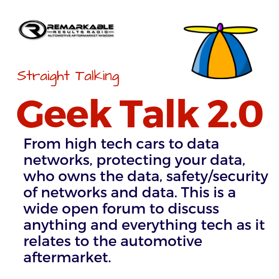 Series - Geek Talk v2