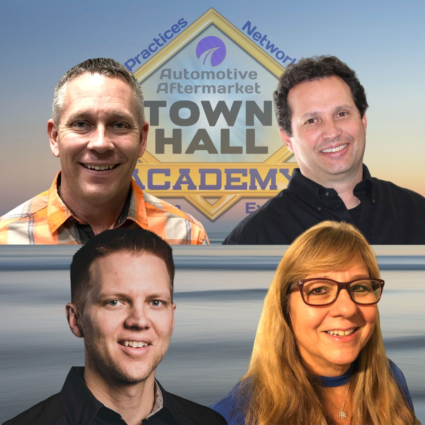 Artwork for podcast Town Hall Academy