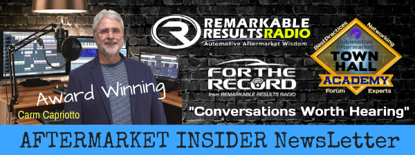 Aftermarket Insider Newsletter 13