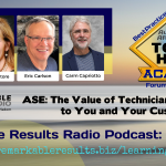 Ad Town Hall ASE- The Value of Certification Social Post
