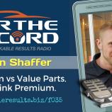 FTR 035 Aaron Shaffer