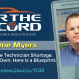 FTR 036 Dwayne Myers